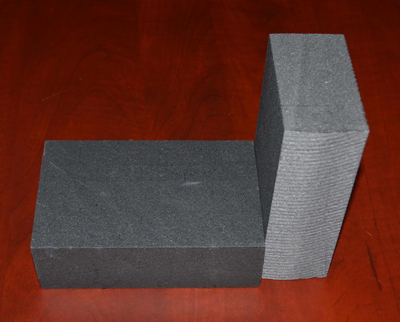 聚能石墨改性保温板(黑金板)